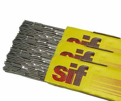 Stainless Steel Multi-Pack TIG Rods (3 x 1kg)