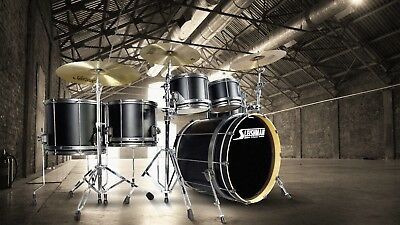 SLEISHMAN SYSTEM SNARE Drum with Mothertone USA made Shell 14