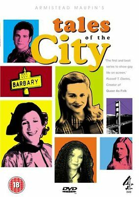 Tales Of The City - Series 1 [DVD]