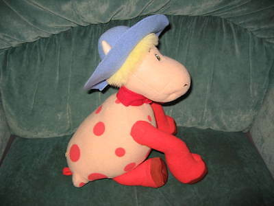 THE MAGIC ROUNDABOUT - ERMINTRUDE SINGING AND TALKING SOFT TOY