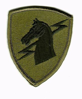 1st SPECIAL OPERATIONS COMMAND PATCH SSI U.S. ARMY - SUBDUED COLOR:FA12-1