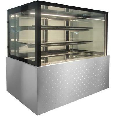 Hot Food Display Unit, Heated Cabinet 1200x790x1250mm