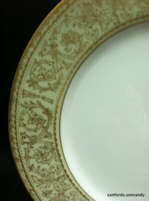 IMPERIAL WENTWORTH SALAD & BREAD PLATES Regency 2230 Pattern Japan Fine China
