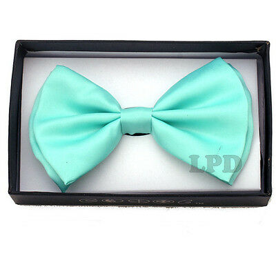 MINT Green Classic Bow Tie  Adjustable Unisex PreTied Bow Tie NEW IN BOX