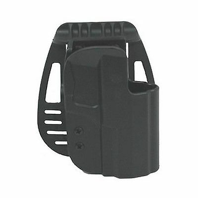 Uncle Mike's Kydex Paddle Holsters Size 21 Glock 17/22/19/23 Black - Brand New!!