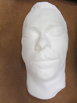 John Dillinger death mask-the original was made - 7/23/34 this is 3rd generation