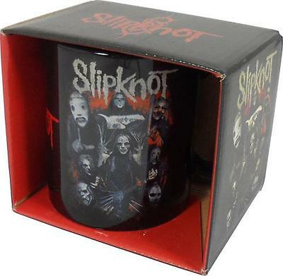 Slipknot: Come Play Dying Ceramic Coffee / Tea Mug - New & Official In Box