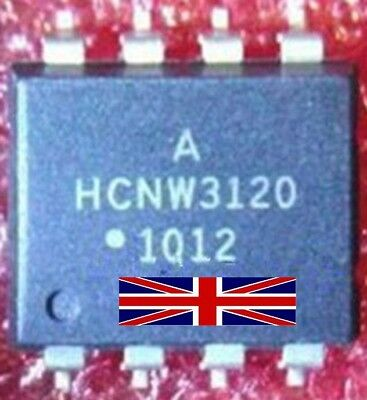 HCNW3120 DIP-8 Optocoupler Integrated Circuit