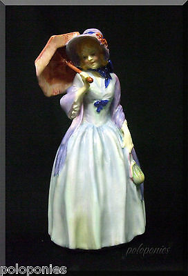 ROYAL DOULTON Miss Demure HN1440 - Retired 1949 - Potted by Doulton & Co.