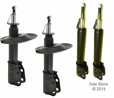 Full Set 4 New Struts Lifetime Warranty Free Shipping Fit Bonneville Lesabre etc