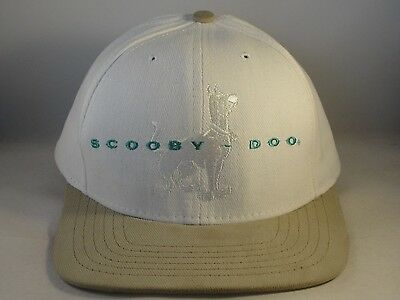 9817d90a7 VINTAGE 1998 SCOOBY-DOO Snapback Hat Cap Where Are You Hanna Barbera ...