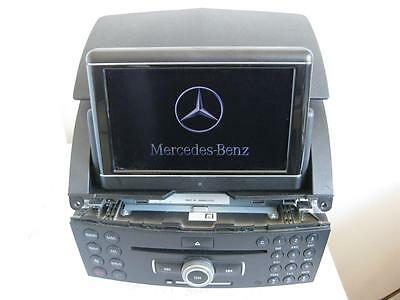 Mercedes Comand NTG4 W204 C Class Sat Nav Single CD Navigation system