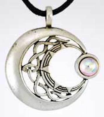 Venus Rising Pewter Talisman Amulet Necklace!