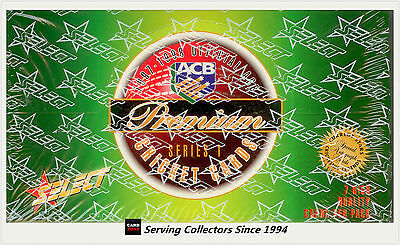 1997/98  Select Cricket Trading Cards Factory Box (36 packs)