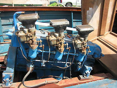 Two Chris Craft Sportsman Boats Each 17 Foot 131 HP KBL and Gray Marine Fireball