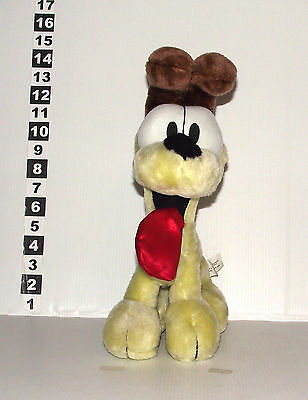 "12""  ODO THE DOG  FROM GARFIELD  SOFT TOY"