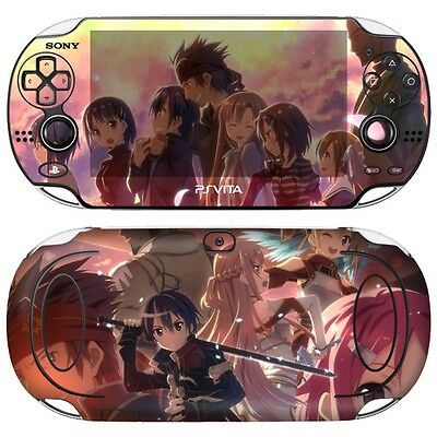 Gift Faceplates, Decals & Stickers Skin Decal Sticker For Ps Vita Original Pch-1000 Series-freedom Wars #03
