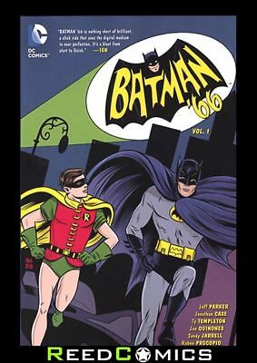 BATMAN 66 VOLUME 1 GRAPHIC NOVEL New Paperback Collects Issues #1-5