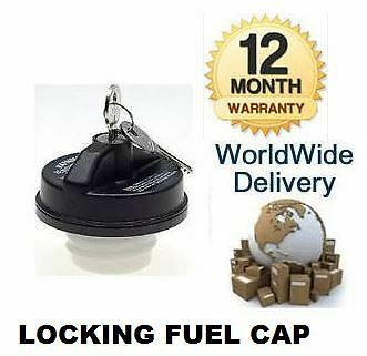 For Vauxhall Zafira All Models Fuel Petrol + Diesel Locking Screw In Lock Cap