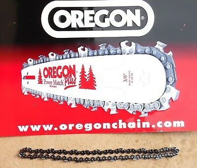 """Husqvarna Chainsaw Guide Bar And Chain 18"""" Pixel Fits  350 435 440 445 450 Etc"""
