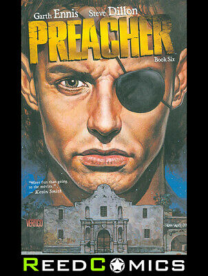 PREACHER BOOK 6 GRAPHIC NOVEL New Paperback Collects Issues #55-60 Garth Ennis
