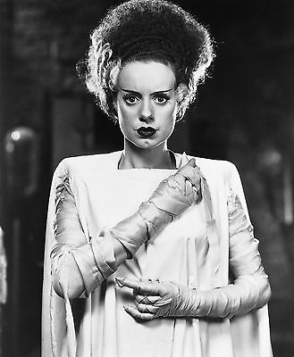 Elsa Lanchester Bride Of Frankenstein 8X10 Movie Tv Glossy Photo Classic