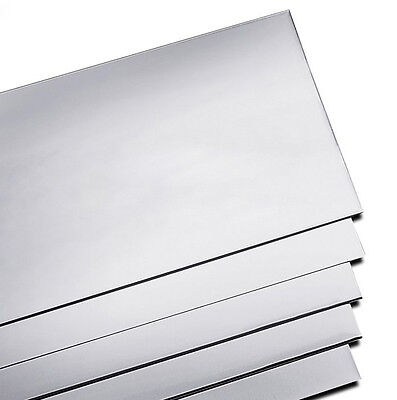 SALE Sterling Silver 100mm x 100mm Sheet Fully Annealed Soft All Sizes NEW PRICE