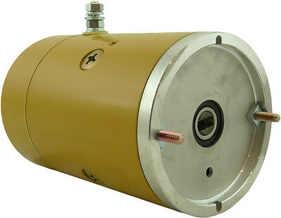 New Meyers 12V MEYER SNOW PLOW MOTOR for E57 AND E60 PUMPS 10710