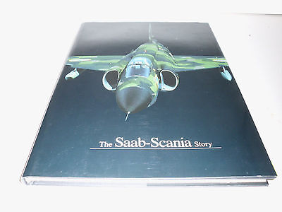 The Saab-Scania Story Hardcover Book