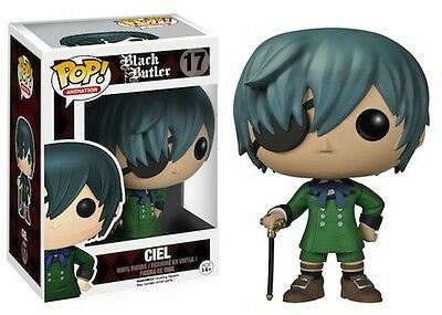 Black Butler Ciel Funko Pop Figure NEW