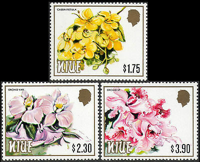 Niue Flowers 1984 stamps