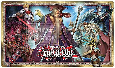 USA Seller Custom Anime Playmat Play Mat Large Mouse Pad Noble Knight  # 487