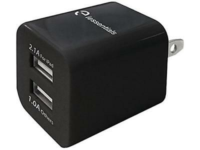 IESSENTIALS IE-ACP-2UC 3.4-Amp Dual USB Wall Charger