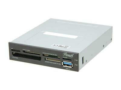 "Internal Card Reader USB 3.0 3.5"" 74 in 1 Rosewill"