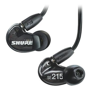 Shure SE215 Sound Isolating Earphones Earbuds