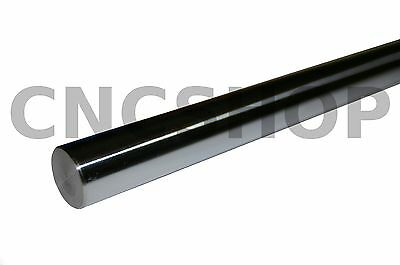 SF20-100mm 20mm HARDENED ROUND SHAFT - LINEAR RAIL ROD SLIDE BEARING CNC ROUTER