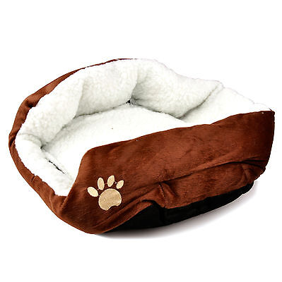 HOT Comforttable Dog Bed Warm Soft Washable Pet Cat Puppy Bed House Medium Size
