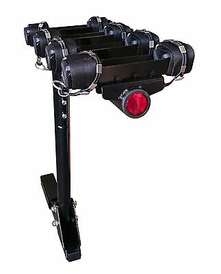 """4 Bicycle Bike Rack 2"""" Inch Hitch Mount Car Carrier"""