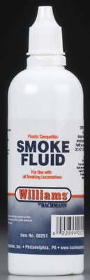 NEW Bachmann Smoke Fluid 4.5 oz 00251
