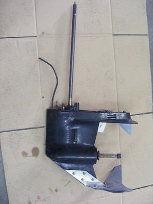 """Mercury 40-45-50 HP 1989-97 Lower Unit 4 Cylinder 20"""" Outboard 1645-8539"""