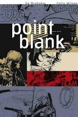 Point Blank Hardcover