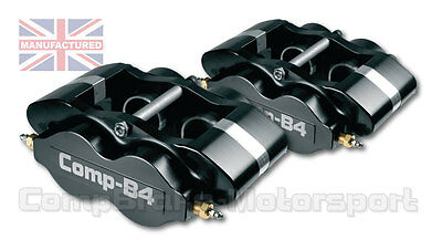 Pro Race 2 Aluminum Brake Caliper (4 POT) Rally / kitcar / motorsport  CMB 0057