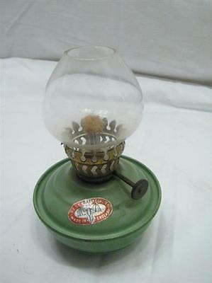 Vintage Bat Brand Weighted Ships Desk Light No-Tip England Miniature Mini