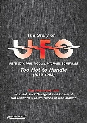 UFO - Story of UFO: Too Hot to Handle 1969-93