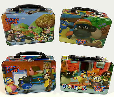 Official Timmy Time Tin Lunch Box