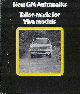 Vehicle Parts & Accessories Vauxhall Viva Bryant And May Matchbook Book Matches C1960s
