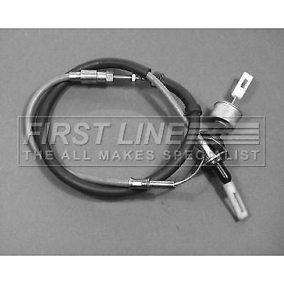 FIRSTLINE FKC1233 CLUTCH CABLE fit Audi 100 2.0  2.2 82-86