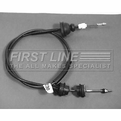 FIRSTLINE FKC1230 CLUTCH CABLE fit Peugeot 405 1.9 4WD 88-92
