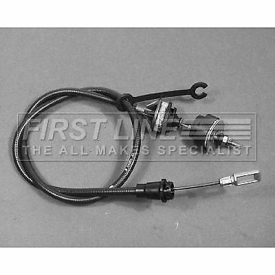 FIRSTLINE FKC1086 CLUTCH CABLE fit Citroen AX10 11 14 87-91