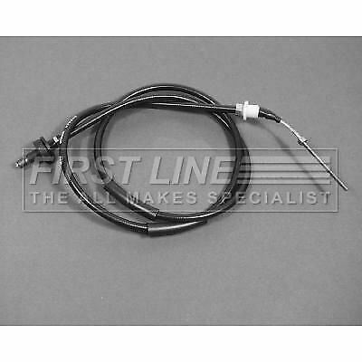 FIRSTLINE FKC1028 CLUTCH CABLE fit Volvo 340 1.4 76-81